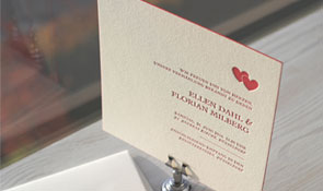 Letterpress Design bella